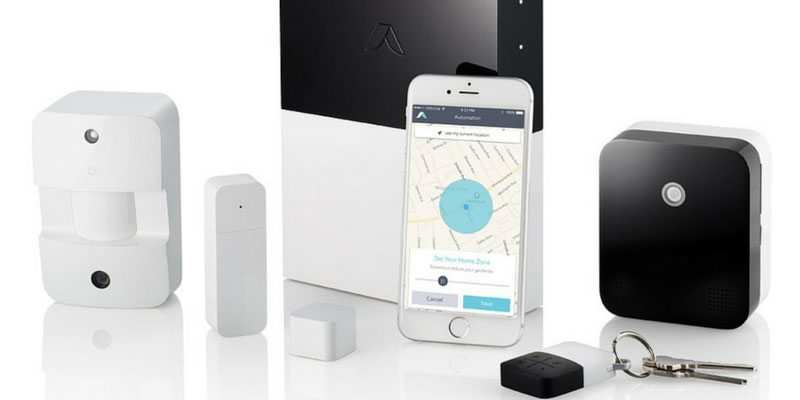 Abode home automation and security system