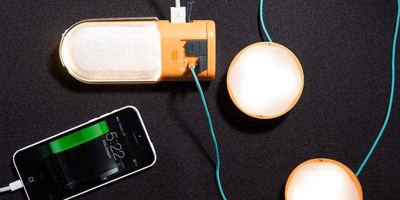 BioLite NanoGrid backpacking