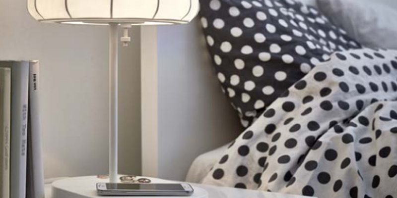 VARV table lamp from IKEA