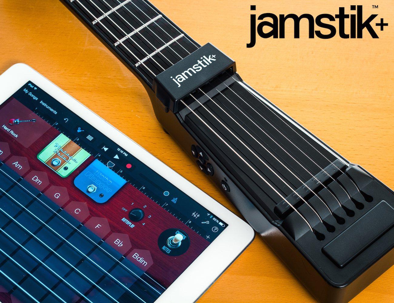 jamstik+ Digital Smart Guitar