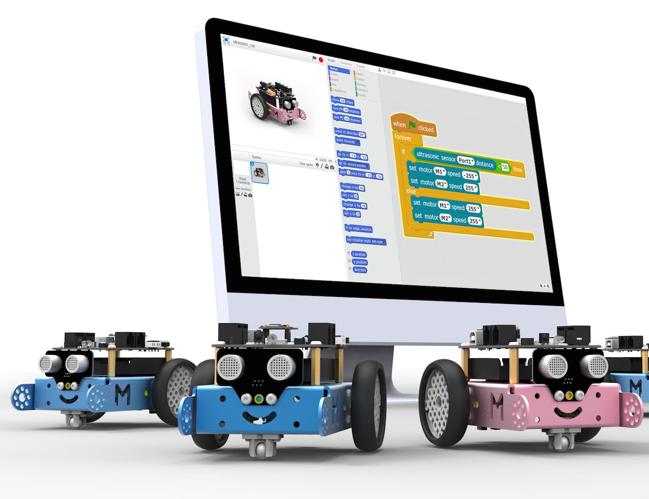 mBot – Educational Robot for Each Kid