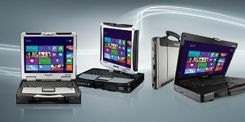 Panasonic Toughbook laptops