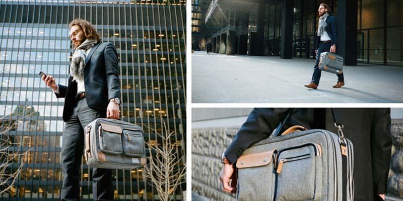 VENQUE Briefpack Utility XL on Kickstarter review