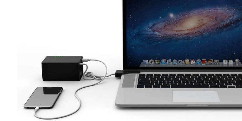 BatteryBox Macbook & Mobile Device Charger