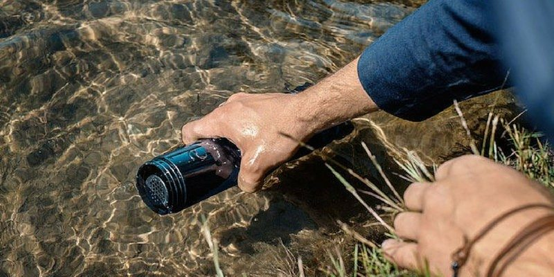 Alter Ego Water Filtration Bottle
