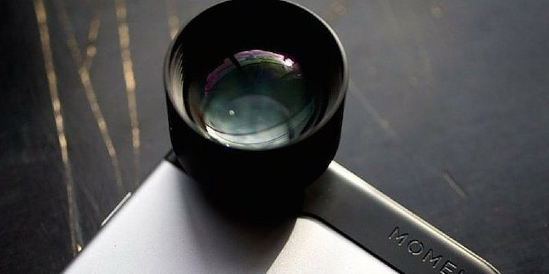 Telephoto Smartphone Lens
