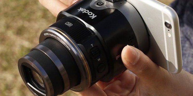 Kodak SL25 PixPro Smart Lens Camera