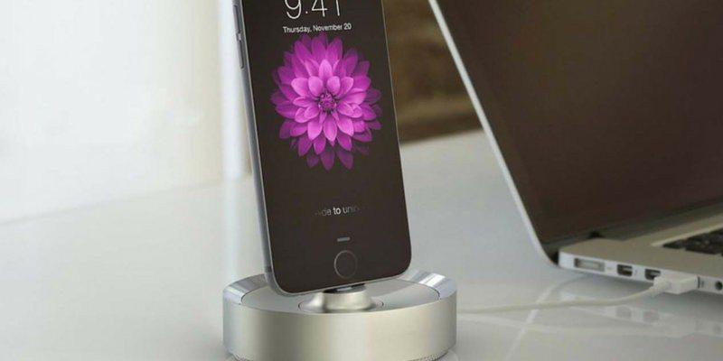 BEVL – iPhone 6 – 6 Plus Dock