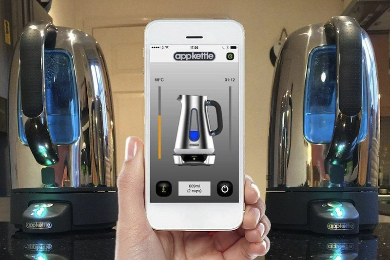Appkettle 2 with app interface