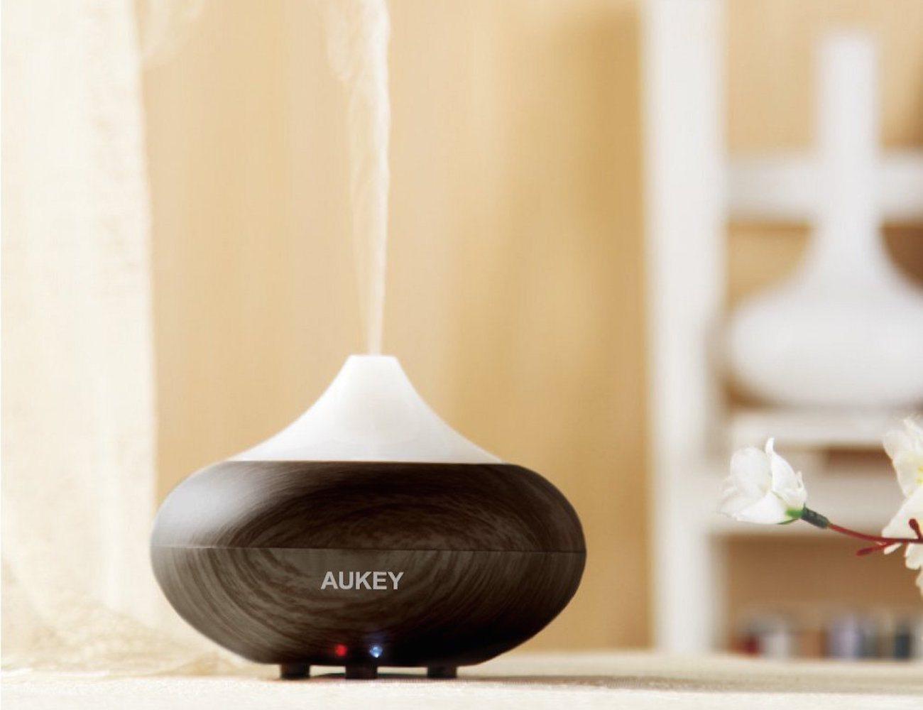 "Aukey Electric <em class=""algolia-search-highlight"">Aromather</em>apy Essential Oil Diffuser"