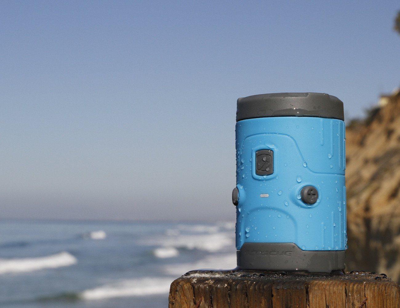 BoomBottle H2O Bluetooth Speaker