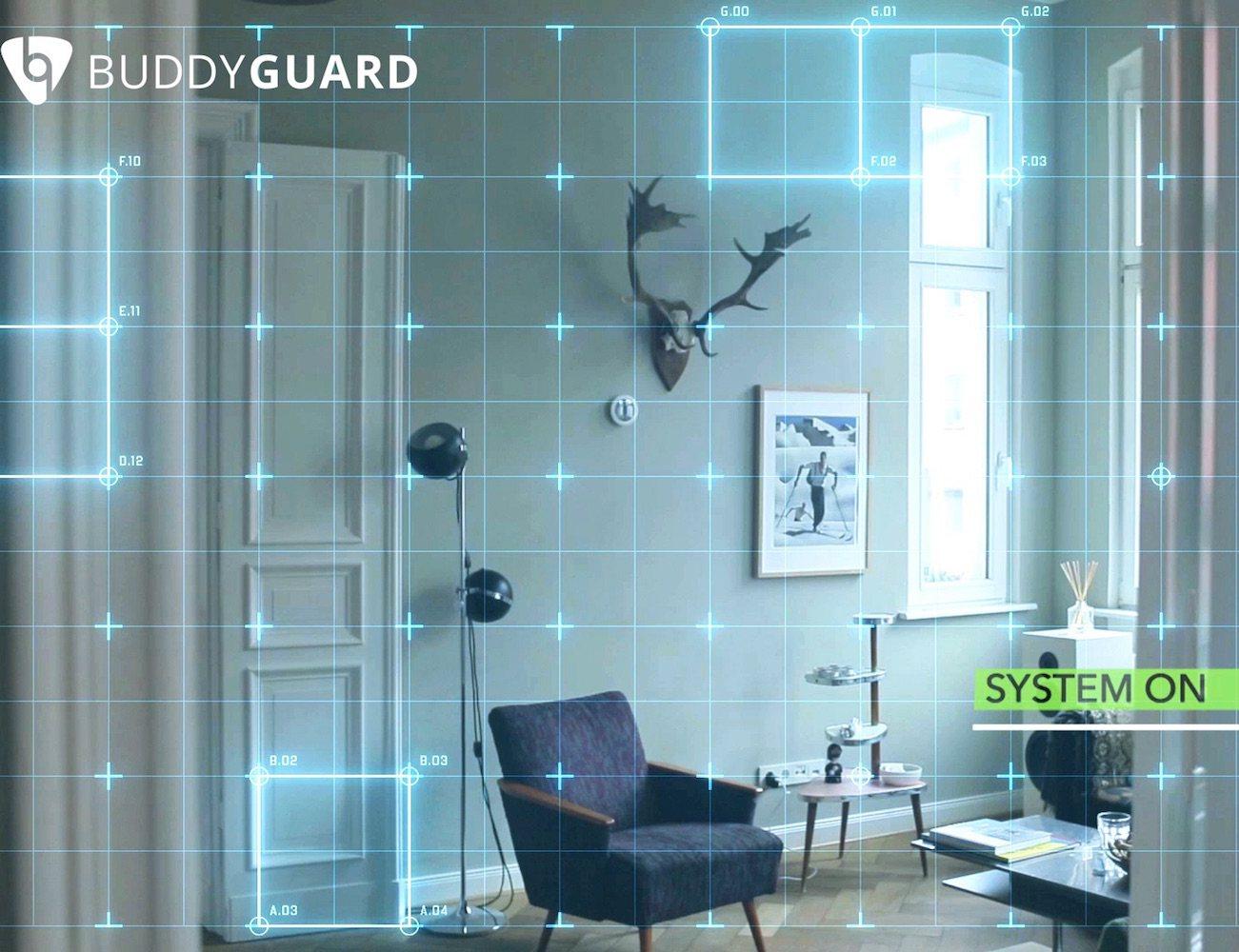 buddyguard flare  home security  u00bb review
