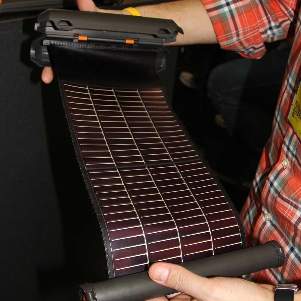 Bushnell SolarWrap – Solar Power Charger
