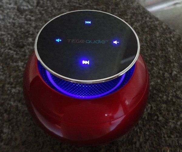 CERA – Wireless Portable Speaker by Tego Audio