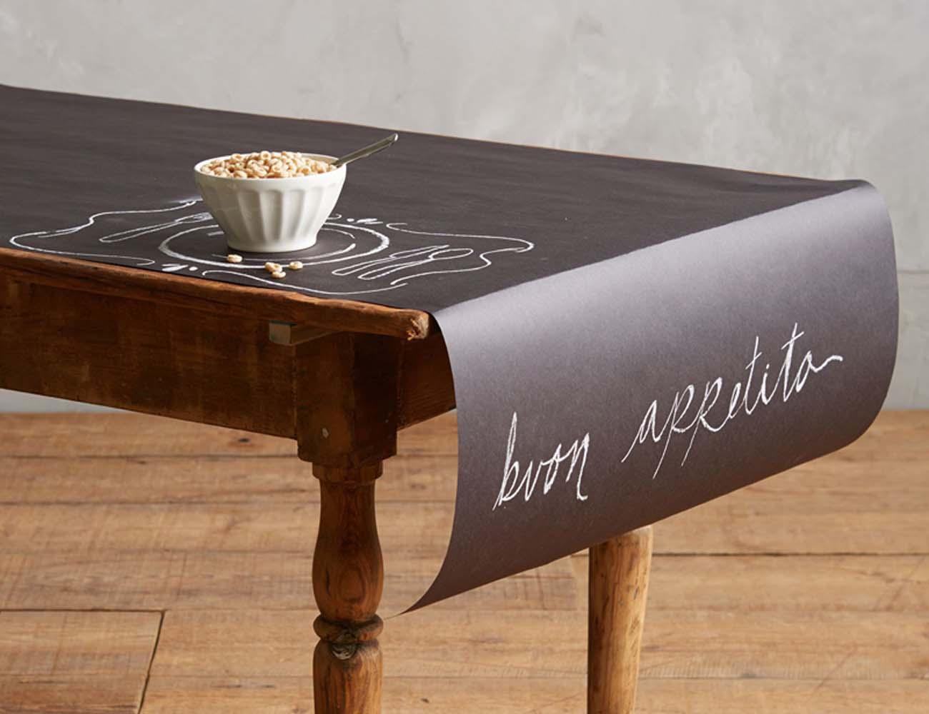 Chalkboard+Table+Runner