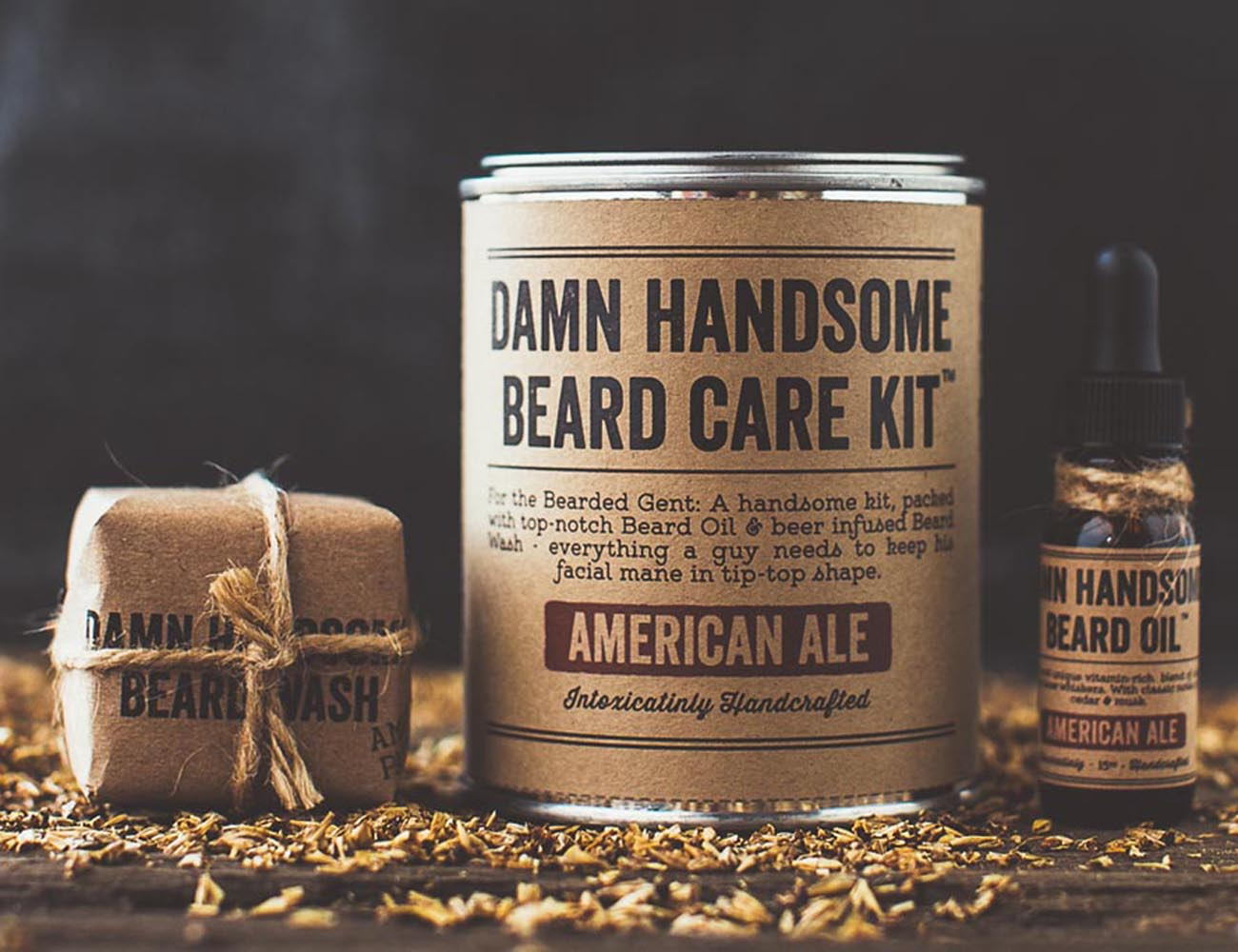 Custom Beard Kit