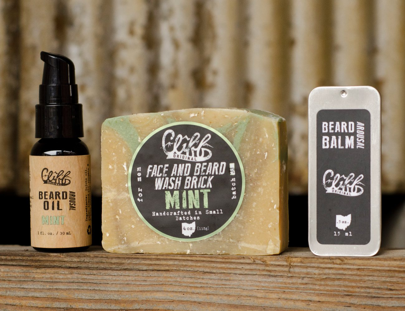 Custom Beard Kit