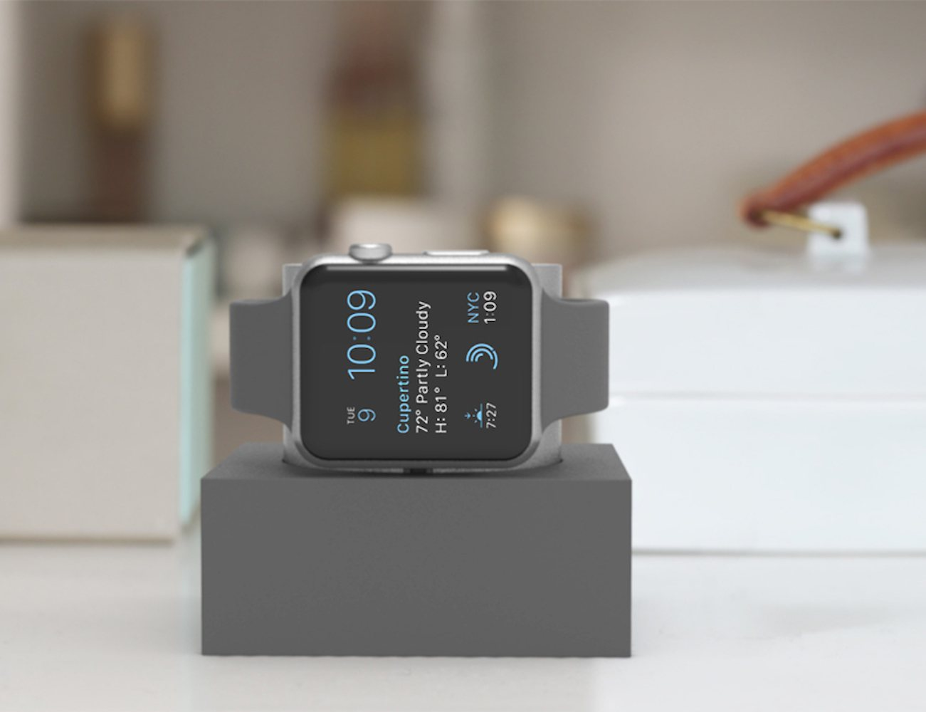 DOCK for Apple Watch by Native Union