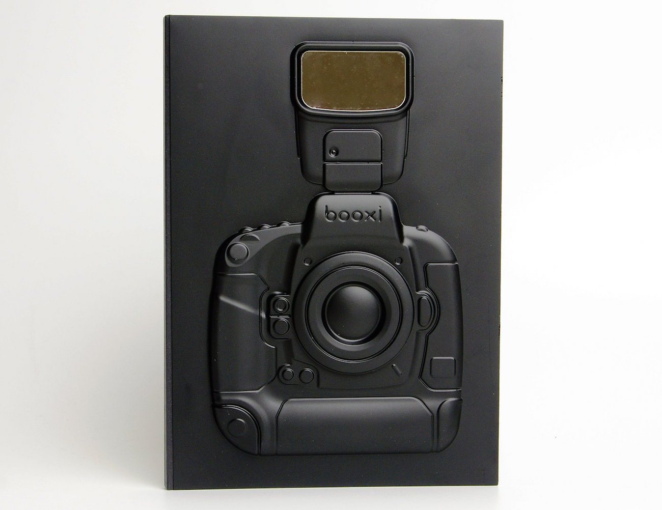 DSLR Camera Notebook – Photography Inspired Design