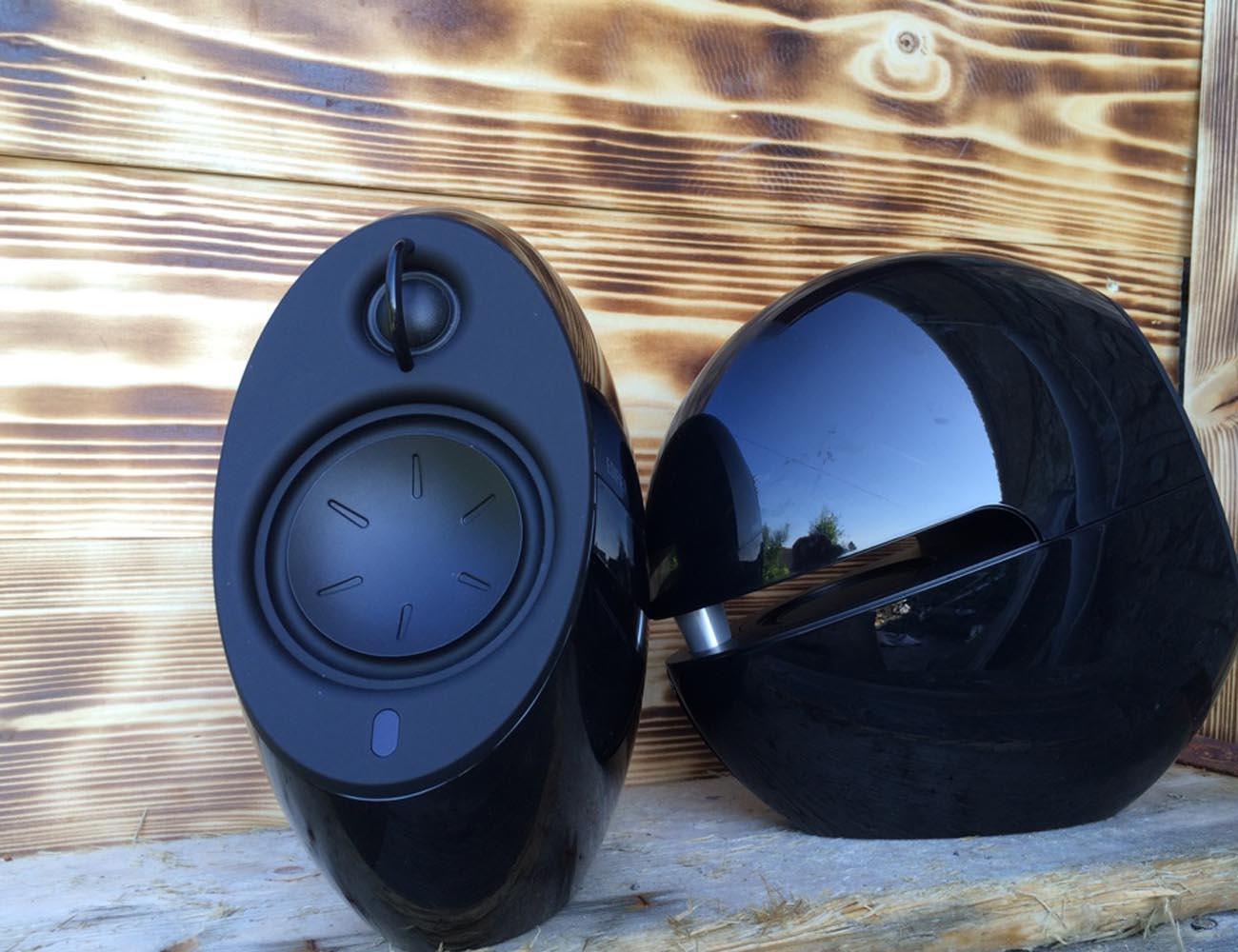 E25 Luna Eclipse BT 2.0 Bluetooth Audio