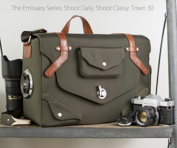 Emissary Camera Bag – Unlock. Mount. Shoot. Everyday