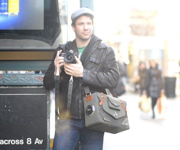 Emissary Camera Bag – Unlock. Mount. Shoot. Everyday