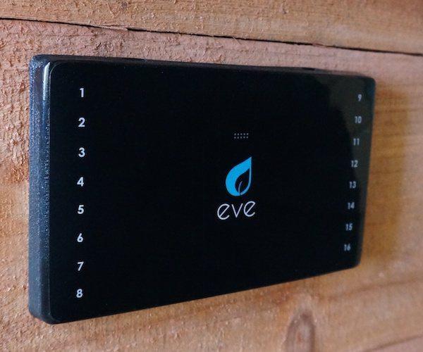 Eve – Smart Irrigation Controller & Moisture Sensors