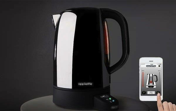 Make A Perfect Cup Of Tea Every Morning With The Smart Appkettle