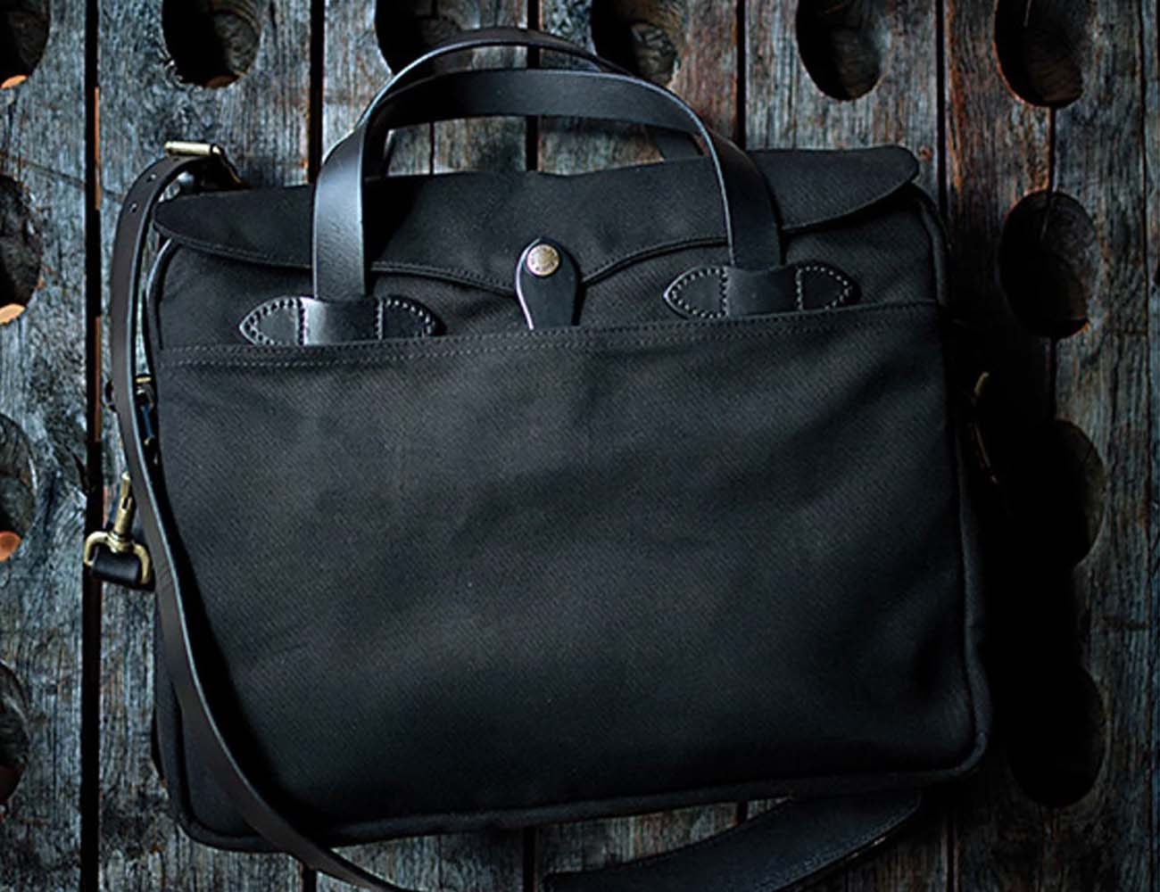 Filson – Toughest Original Navy Briefcase