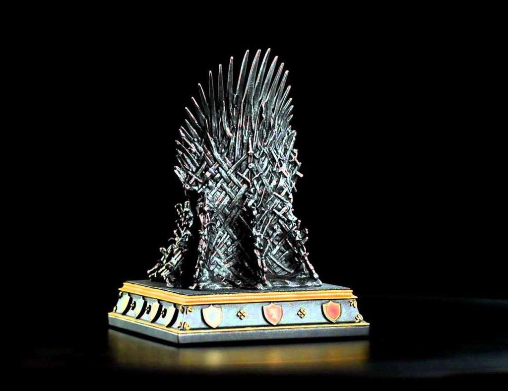 Game+of+Thrones+Bookend