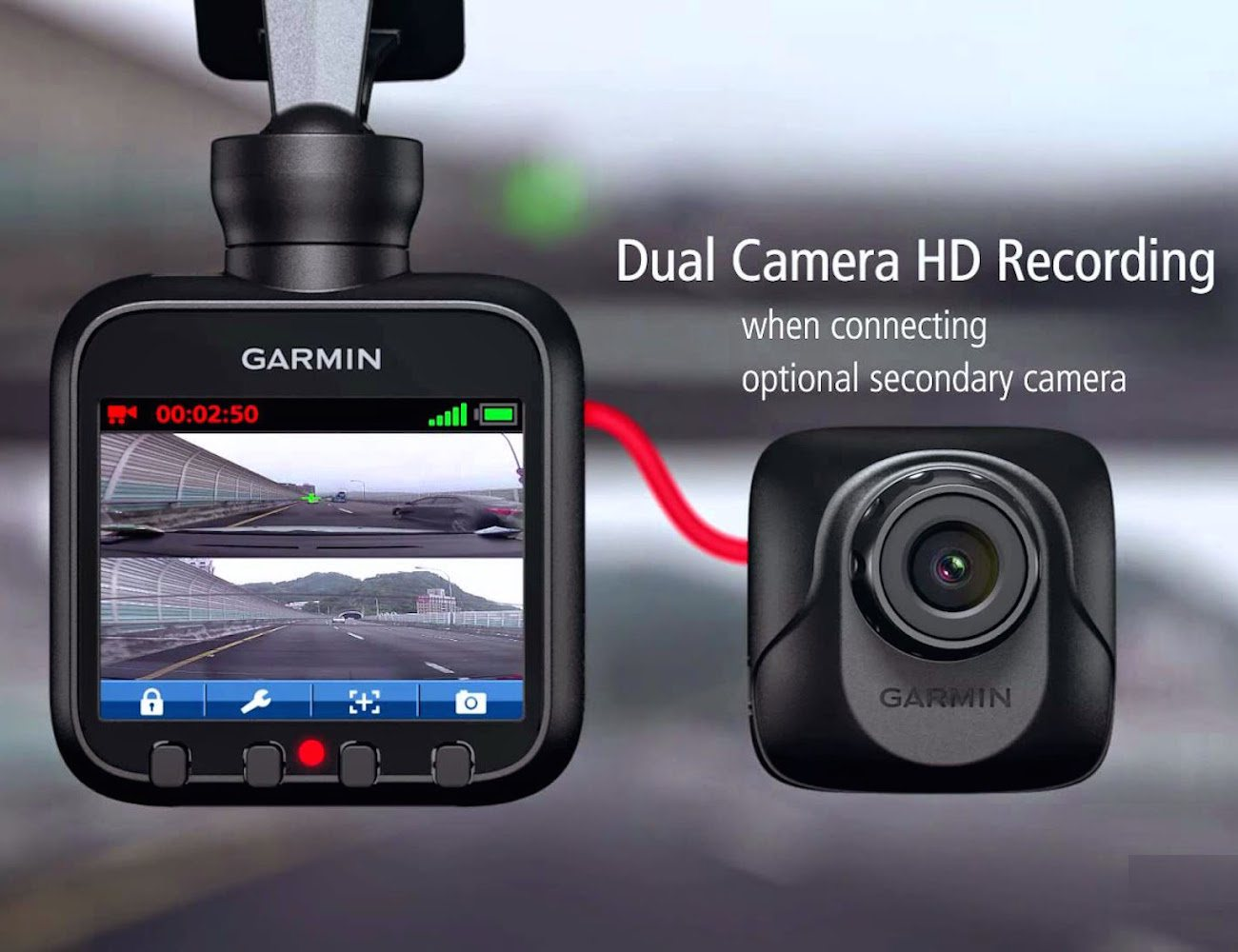 garmin dash cam 20 gps driving recorder gadget flow. Black Bedroom Furniture Sets. Home Design Ideas