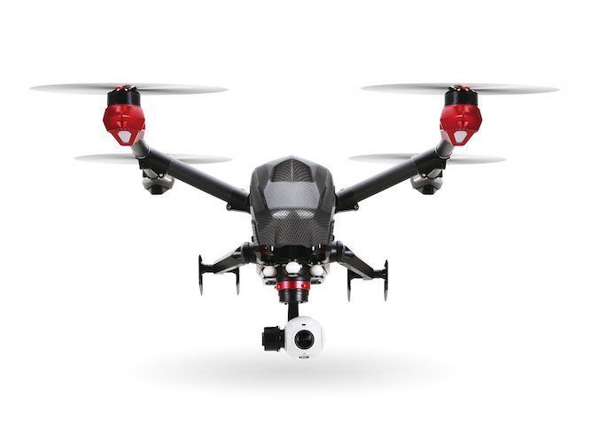 Generic Walkera Voyager – 3 Dual-Navigation FPV RC Quadcopter