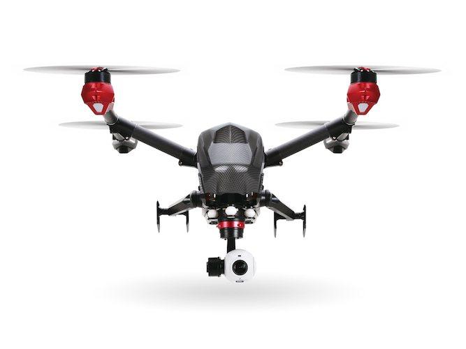 Generic Walkera Voyager – 3 Dual-Navigation FPV RC Quadcopter