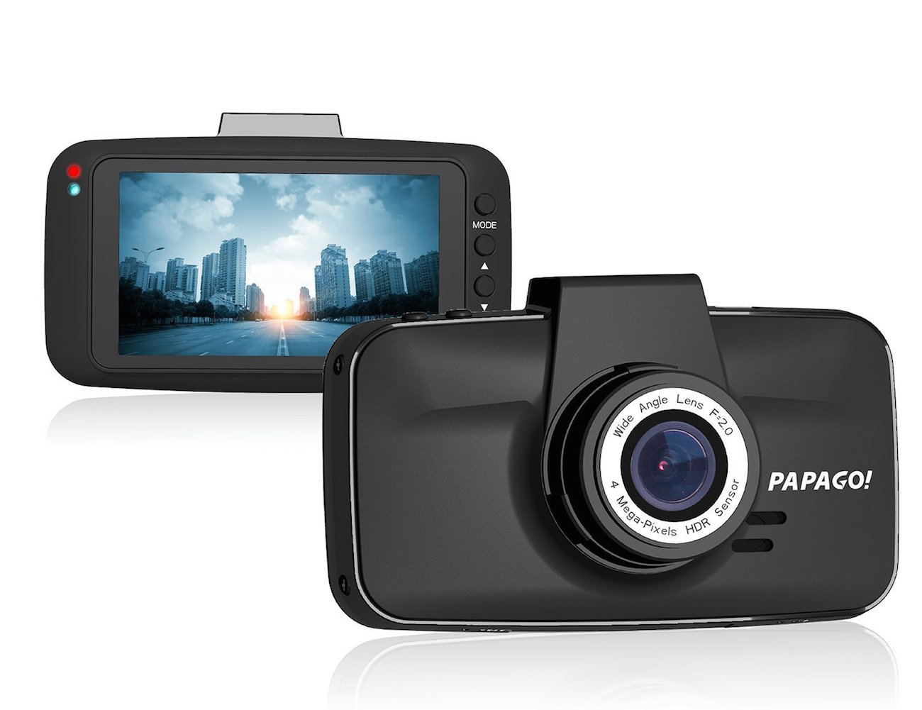 GoSafe 520 Ultra WHD 2K Dashcam – Record Videos With IMAX-Grade Quality