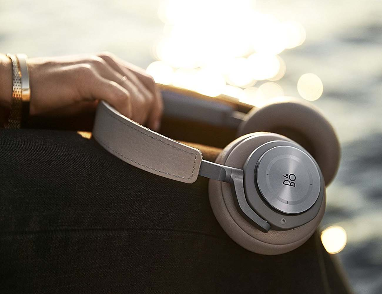 Bang & Olufsen H8 Wireless Headphones With Active Noise Cancellation