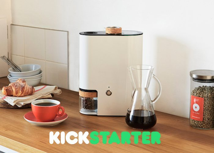 IKAWA | Home Coffee Roaster
