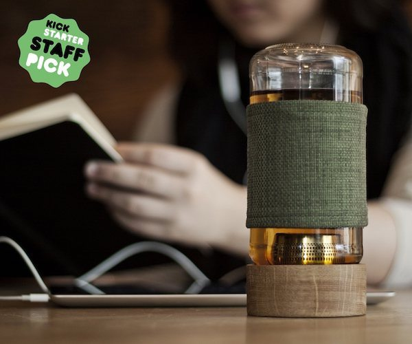Imbue – The Magnetic Tea Infusing Vessel