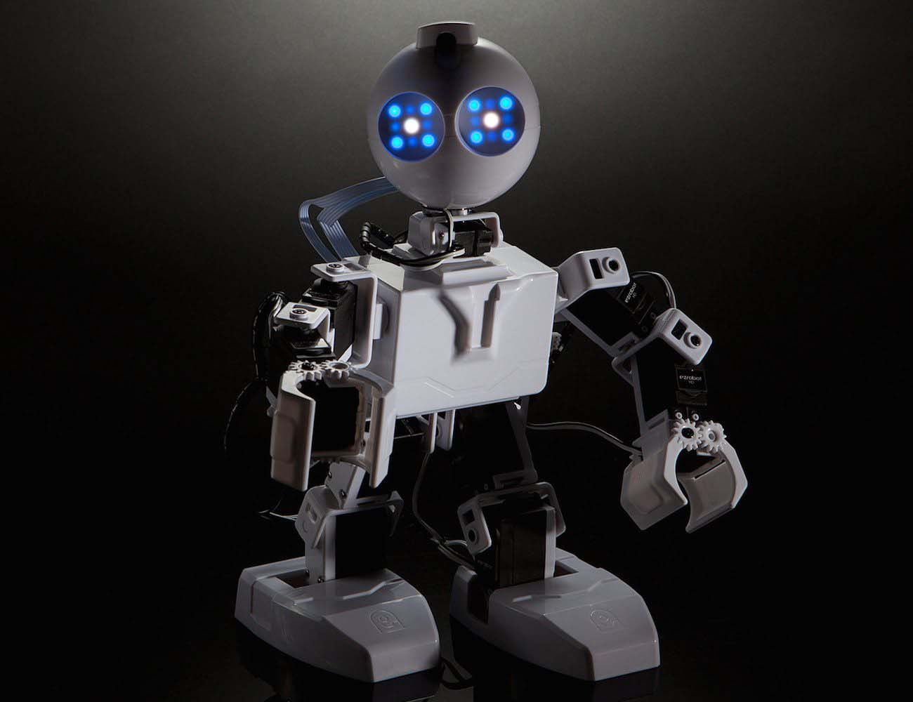 JD Humanoid – Revolutionary Robot Kit