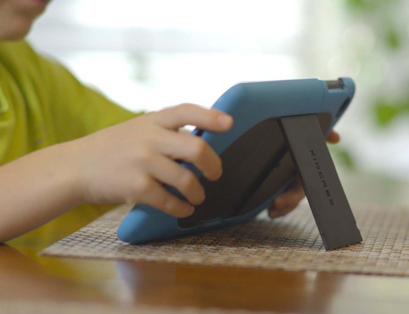 KiDCASE – The iPad Case With Built-In Parental Controls That Actually Work!