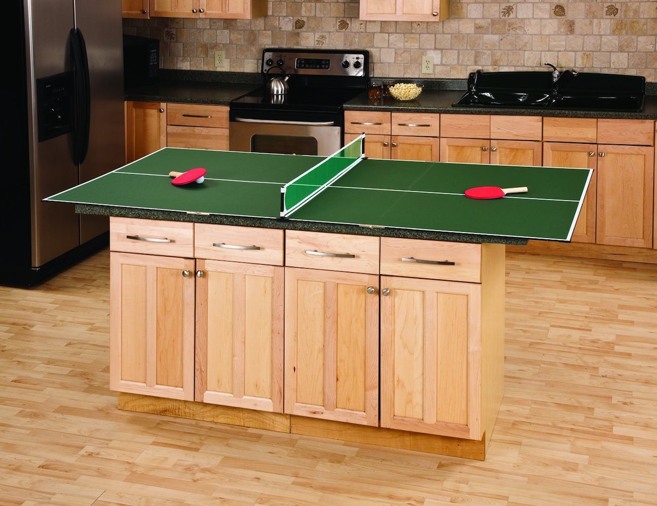 Kitchen Table Tennis