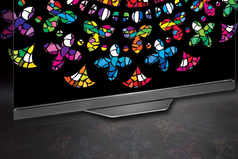 LG 65-Inch 4K Ultra HD Smart OLED TV
