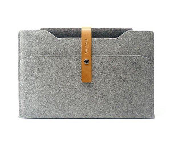 Leather+%26amp%3B+Wool+Felt+MacBook+Sleeve