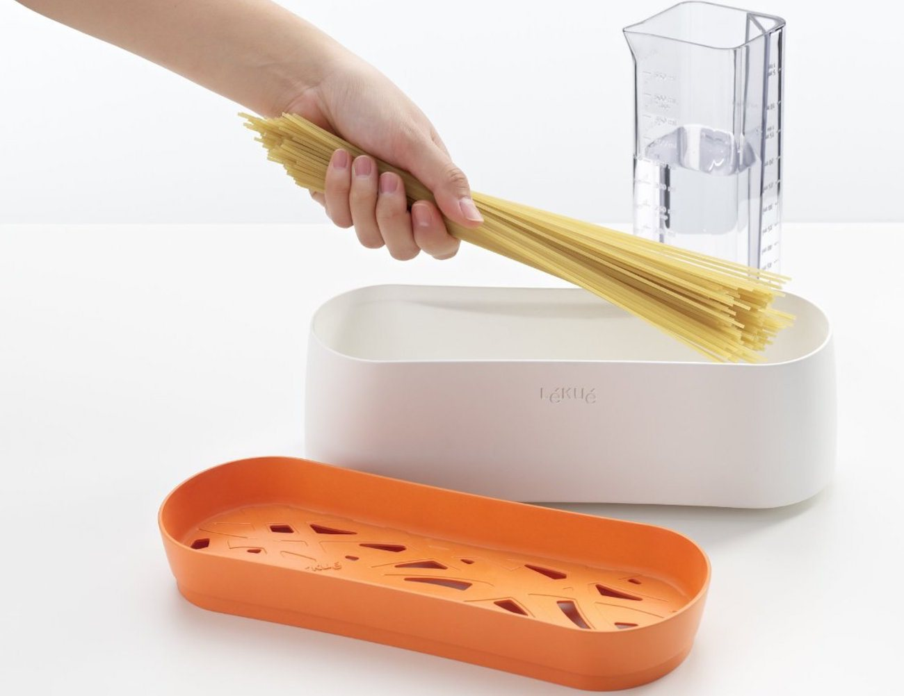 Lekue – Microwave Friendly Pasta Cooker