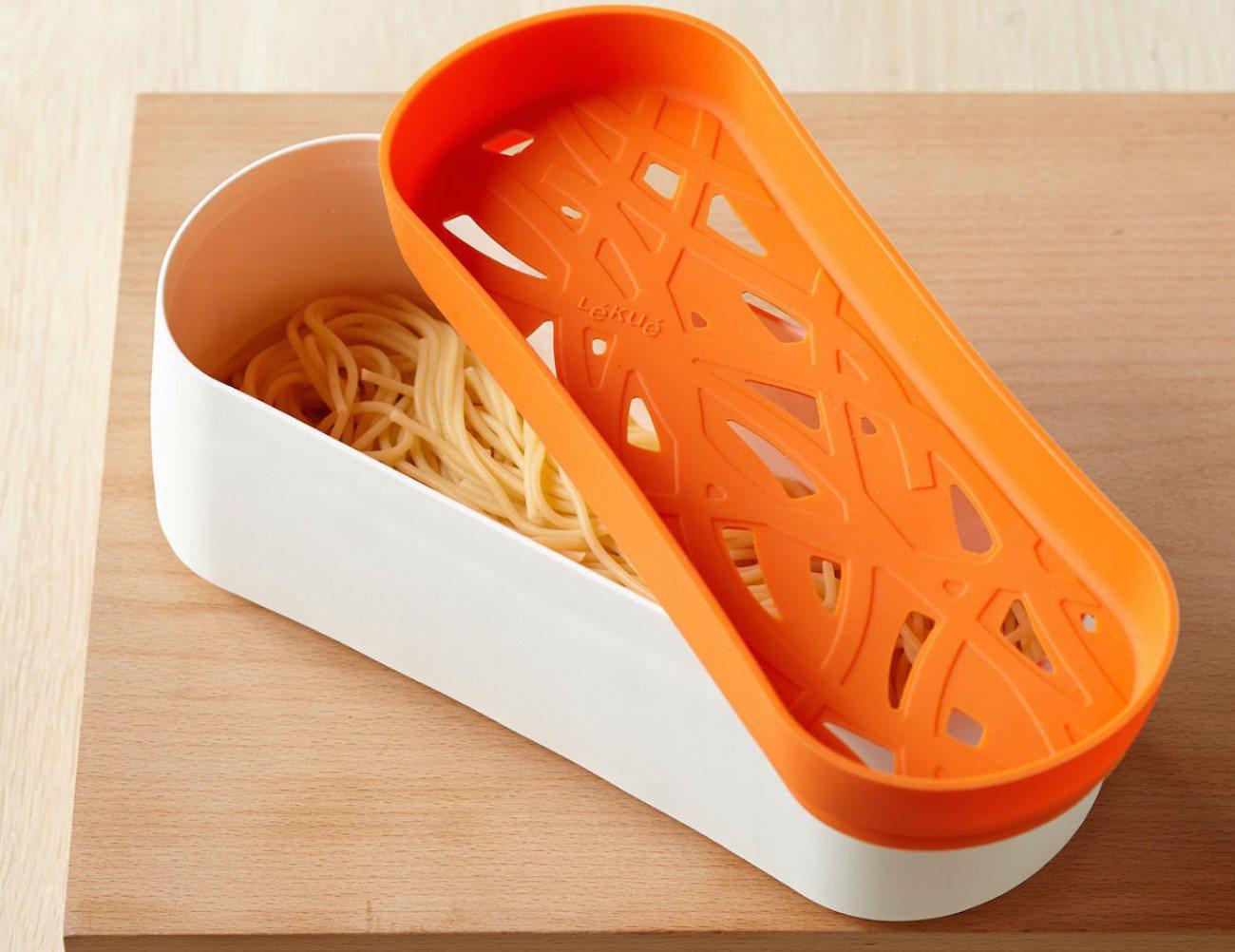 Lekue Microwave Friendly Pasta Cooker