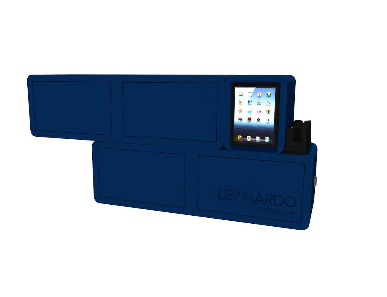 Leonardo – The New Innovative Public Chargebox