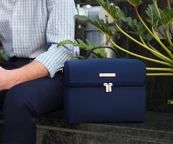 Lunch Bags Re-Invented for Work