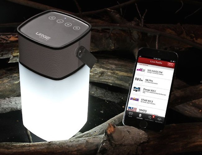 MUSIGLO – Wireless Water Resistant Bluetooth Speaker & Lantern