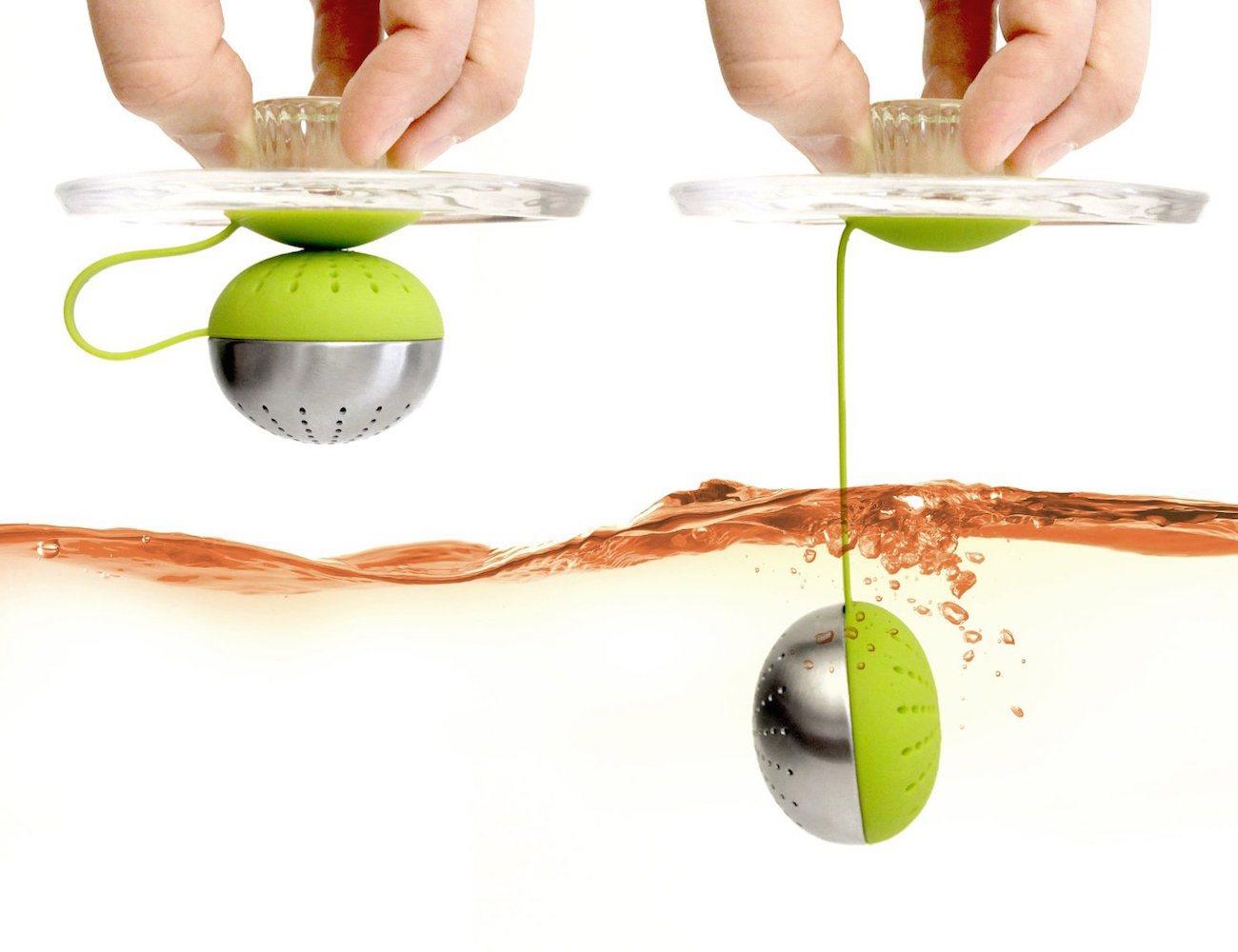 Magnetic Tea Egg – Tea Ball Infuser by Magisso