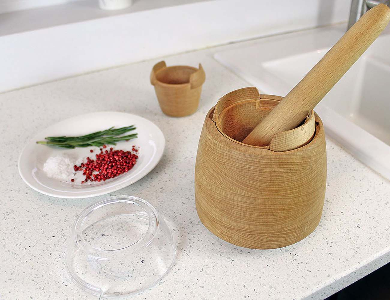 Mesto – Updating the Mortar & Pestle for the 21st Century