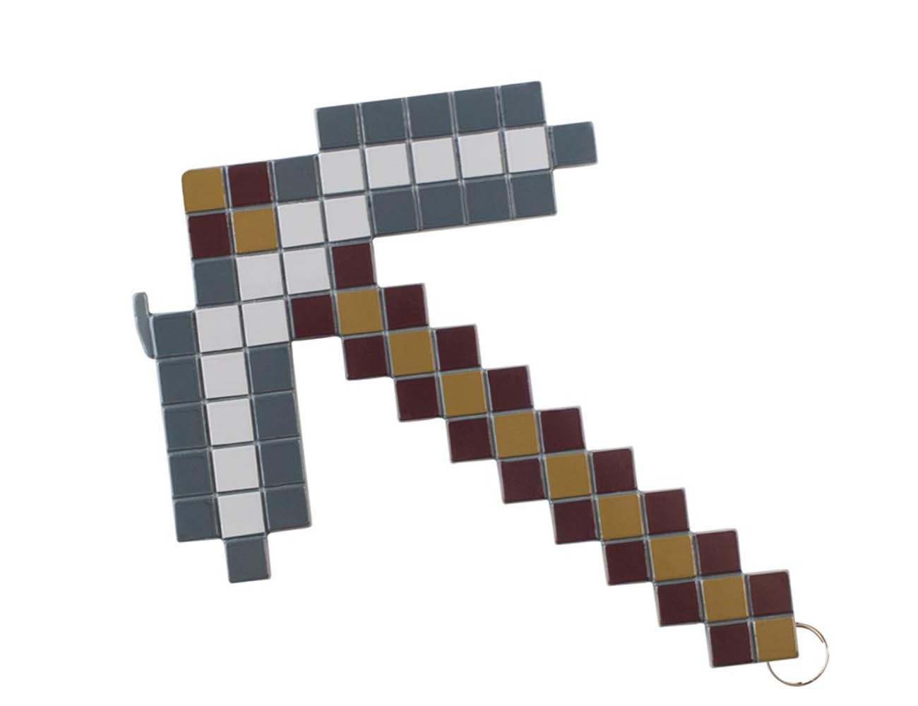 Minecraft Pickaxe Bottle Opener